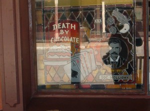 Death by Chocolate Doc Holliday