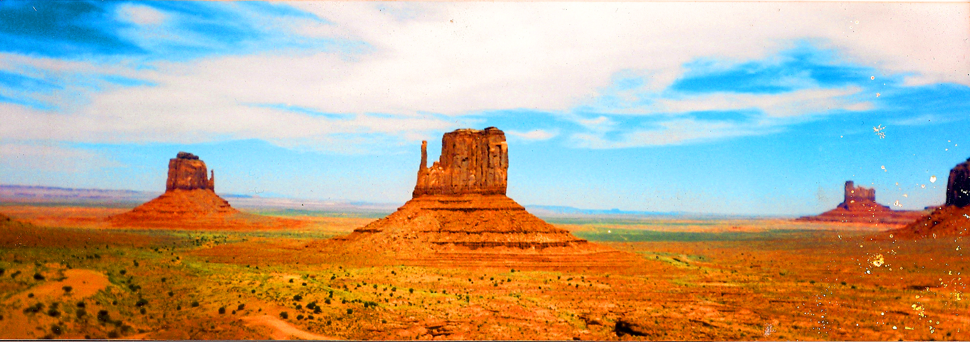 Monument Valley cowboylands