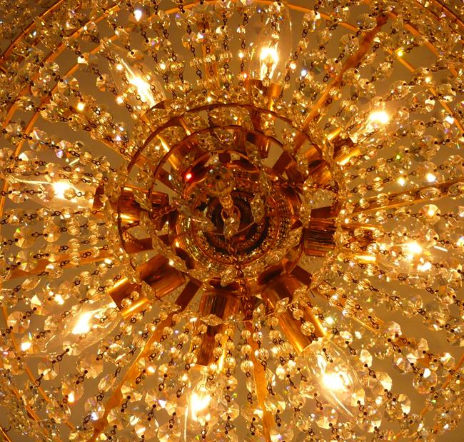 Starburst Pendant Light Chandelier