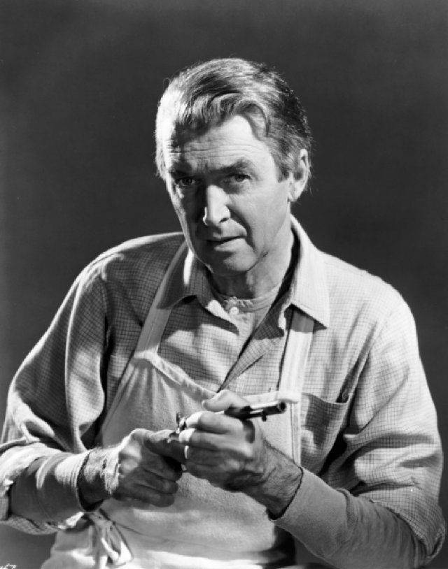 james stewart liberty valance