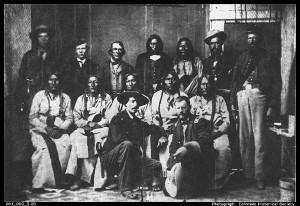 A Peace Council before the Sand Creek Massacre, September 28, 1864