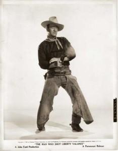 John Wayne Valence