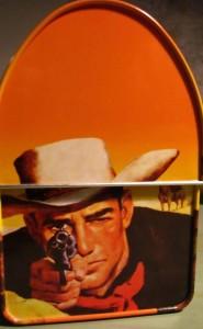 lunchbox end shooting cowboy