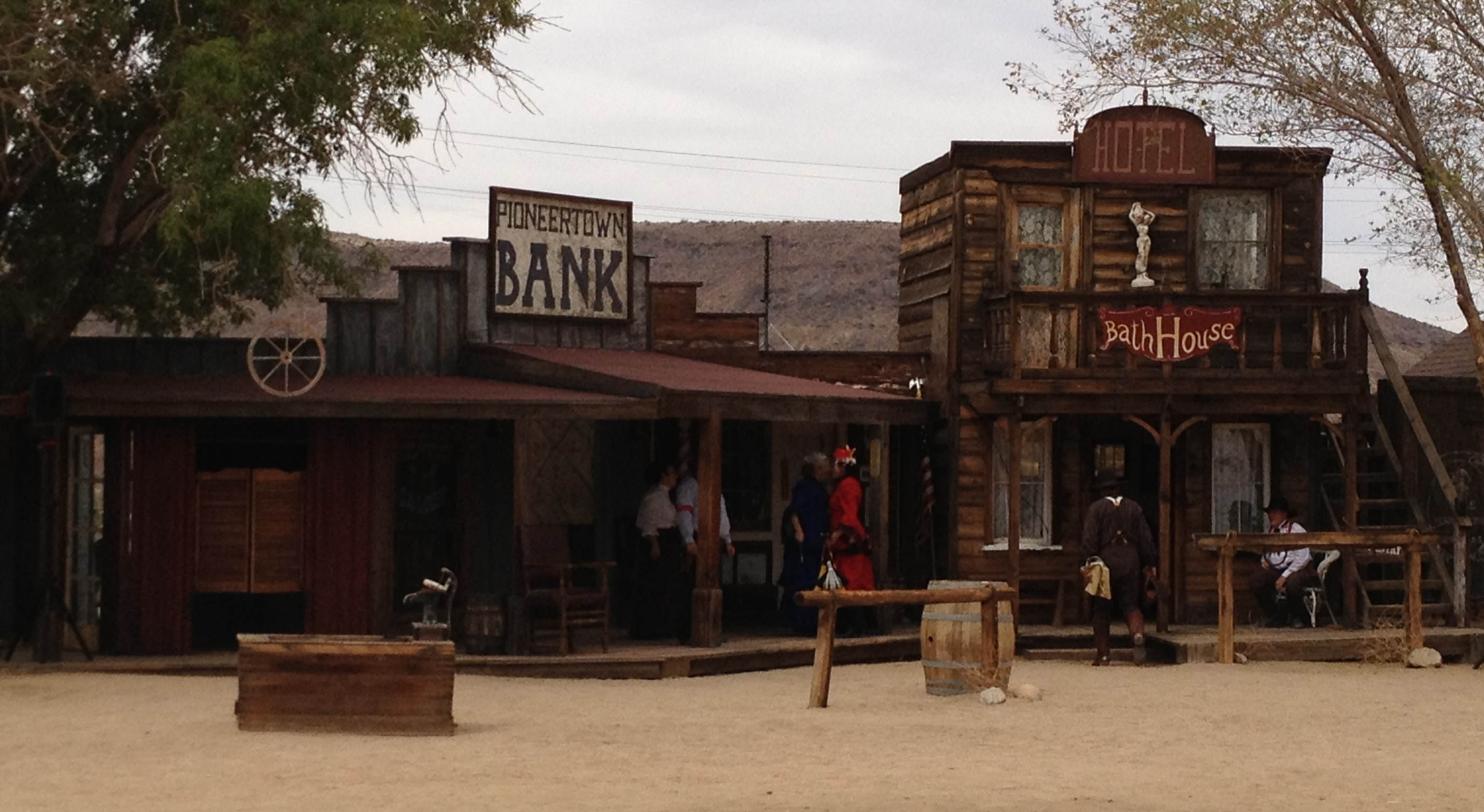 Tv Westerns Trivia Pioneertown